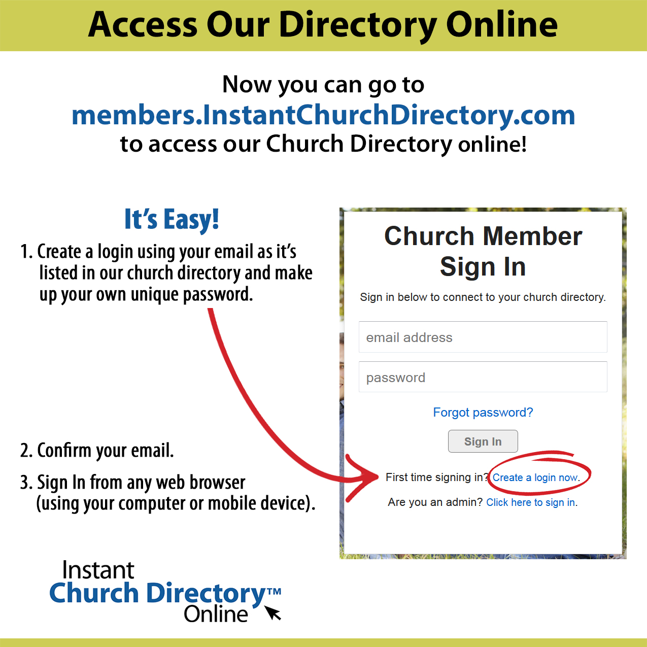 Directory - First Baptist Church Lufkin